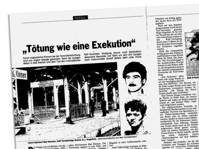 'Tötung wie eine Exekution'
