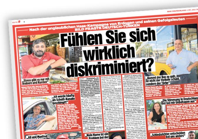 Bild Weiß Rassismus In Deutschland Kein Problem übermedien