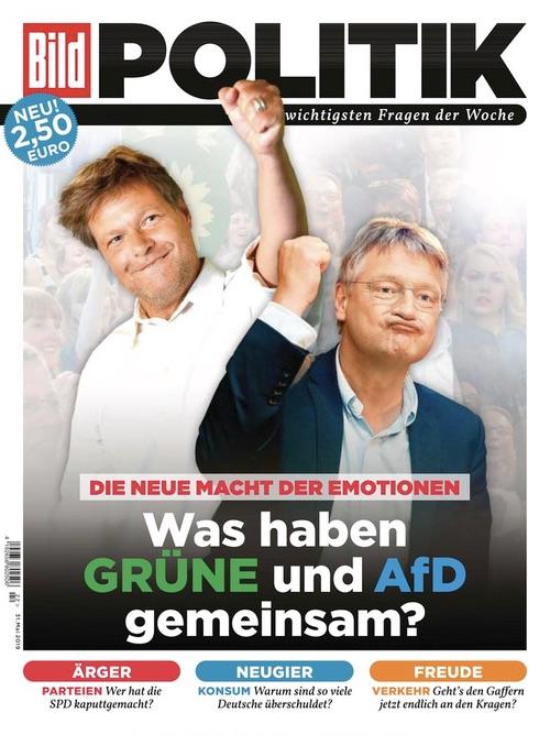 Bild Politik: Was haben Grüne und AfD gemeinsam