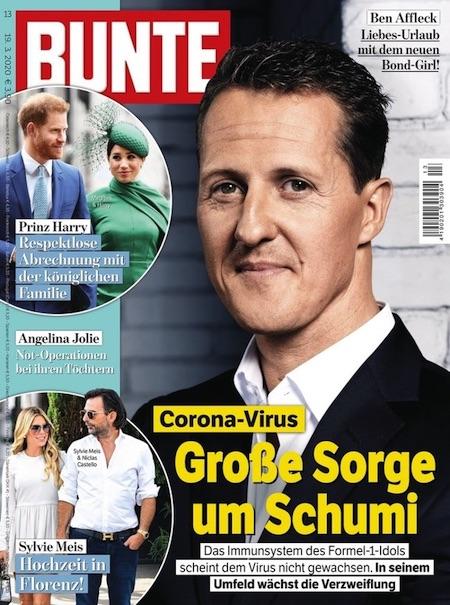 Bunte Schumi