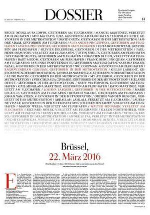 """Titelseite des Dossiers on der """"Zeit"""" Nr. 28/2016"""