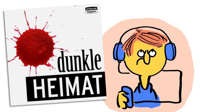 dunkle Heimat - Podcastkritik