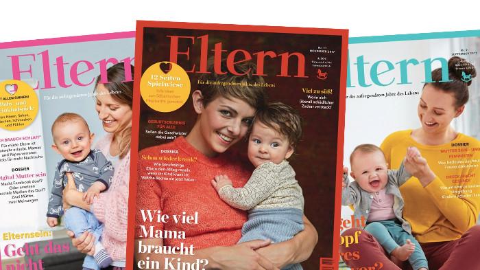 Gruner Und Jahr Zeitschriften zeitschrift eltern ist ein kaufmannsladen übermedien