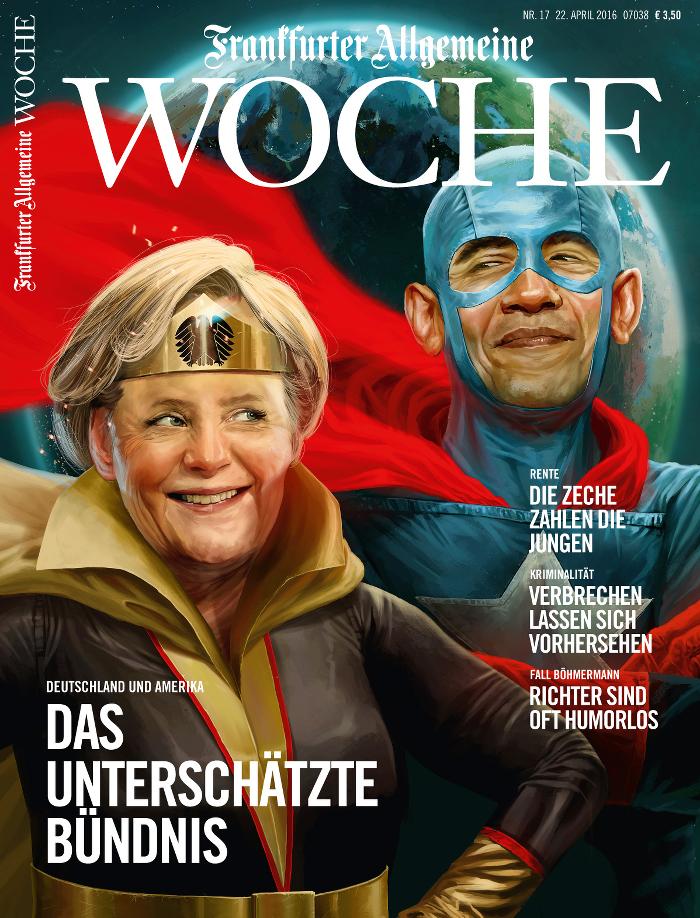 """""""Frankfurter Allgemeine Woche"""""""