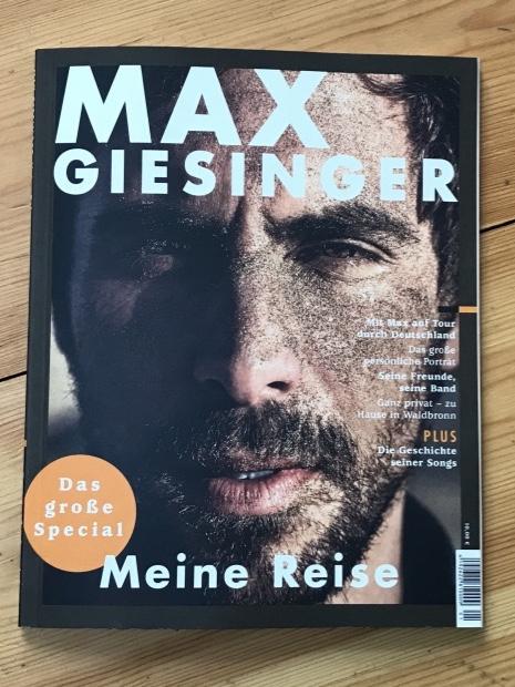Max Giesinger: Meine Reise