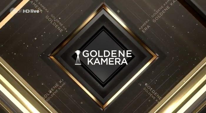 """Screenshot aus dem Vorspann der """"Goldenen Kamera"""""""