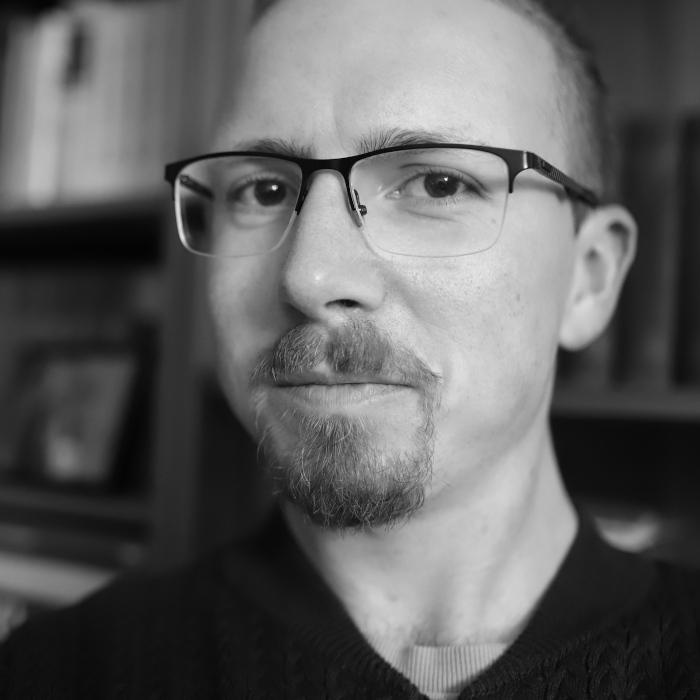 Übermedien-Autor Henrik Merker