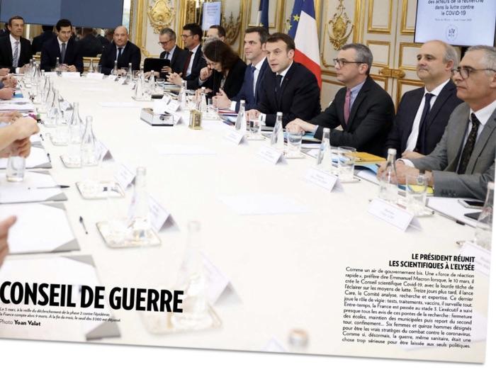 Conseil de Guerre