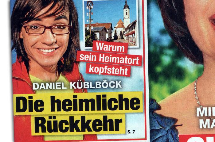 Warum sein Heimatdorf kopfsteht - Daniel Küblböck - Die heimliche Rückkehr