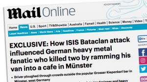 EXCLUSIVE: How ISIS Bataclan attack influenced German heavy metal fanatic who killed two by ramming his van into a cafe in Münster