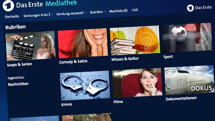 Die Mediatheken Von Ard Und Zdf Ein Horrortrip übermedien