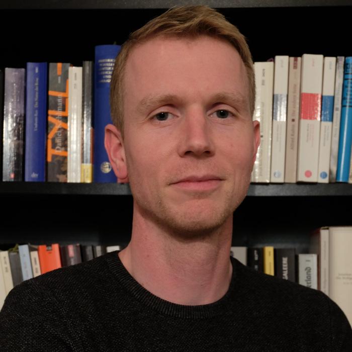 Übermedien-Autor Markus Müller