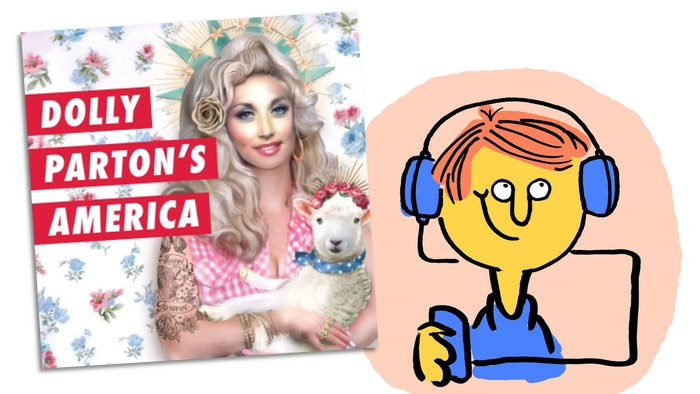 Dolly Parton's America - Podcastkritik