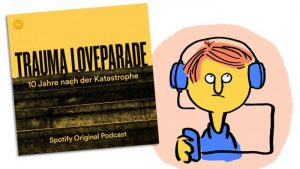 Podcast-Kritik: Trauma Loveparade