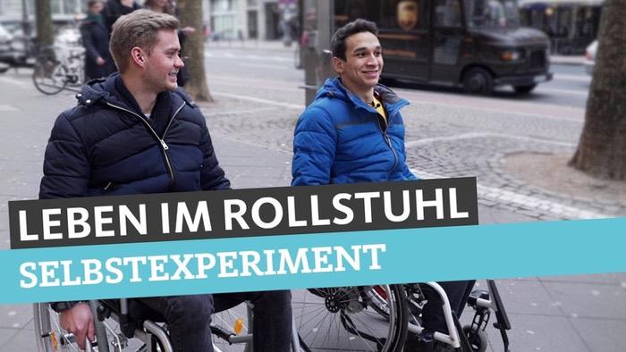Rollstuhl wdr360
