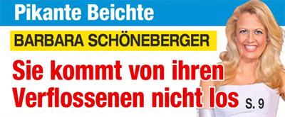 Pikante Beichte - Barbara Schöneberger - Sie kommt von ihren Verflossenen nicht los