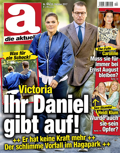 Was für ein Schock! - Victoria - Ihr Daniel gibt auf! ++ Er hat keine Kraft mehr ++ Der schlimme Vorfall im Hagapark ++
