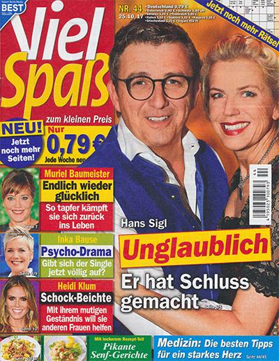 Hans Sigl - Unglaublich - Er hat Schluss germacht