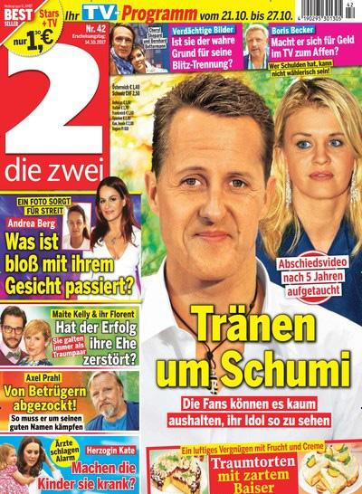 Abschiedsvideo nach 5 Jahren aufgetaucht - Tränen um Schumi - Die Fans können es kaum aushalten, ihr Idol so zu sehen