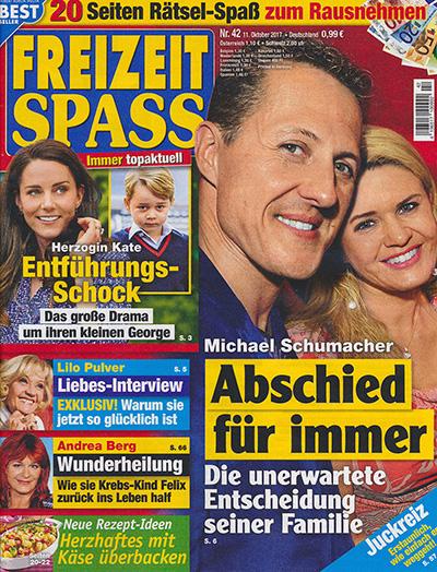 Michael Schumacher - Abschied für immer - Die unerwartete Entscheidung seiner Familie