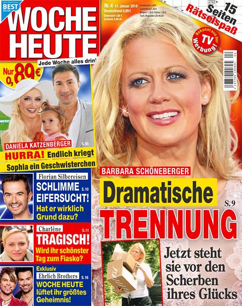 Barbara Schöneberger - Dramatische TRENNUNG - Jetzt steht sie vor den Scherben ihres Glücks