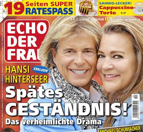 Hansi Hinterseer - Spätes GESTÄNDNIS! - Das verheimlichte Drama