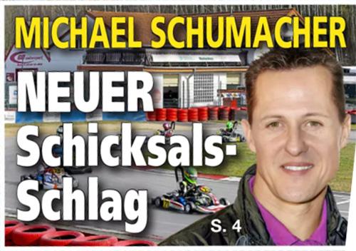 Michael Schumacher - NEUER Schicksals-Schlag