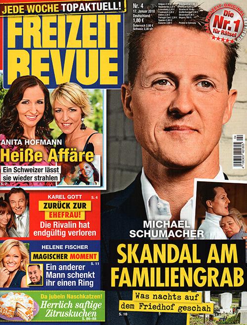 Michael Schumacher - SKANDAL AM FAMILIENGRAB - Was nachts auf dem Friedhof geschah