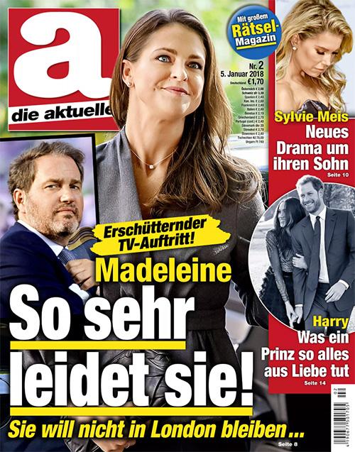 Erschütternder TV-Auftritt! - Madeleine - So sehr leidet sie! - Sie will nicht in London bleiben ...