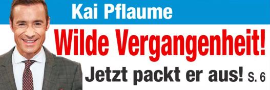Kai Pflaume - Wilde Vergangenheit - Jetzt packt er aus!