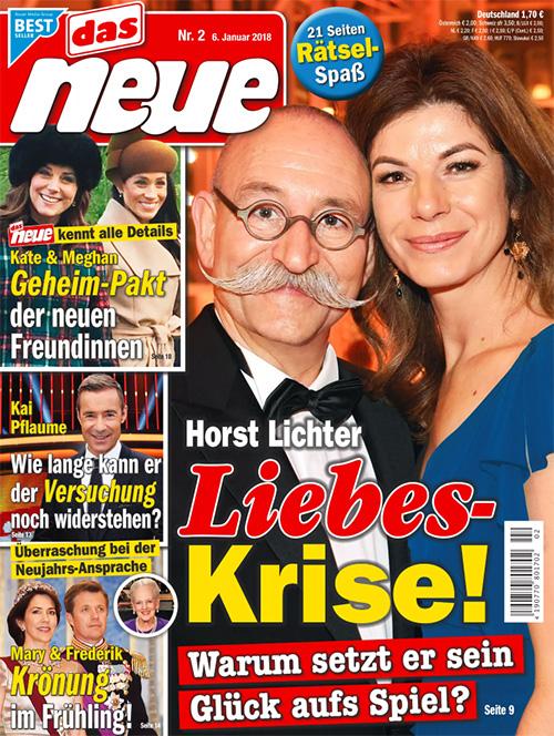 Horst Lichter - Liebes-Krise! - Warum setzt er sein Glück aufs Spiel?