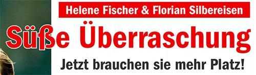 Helene Fischer & Florian Silbereisen - Süße Überraschung - Jetzt brauchen sie mehr Platz