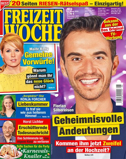 Florian Silbereisen - Geheimnisvolle Andeutungen - Kommen ihm jetzt Zweifel an der Hochzeit?