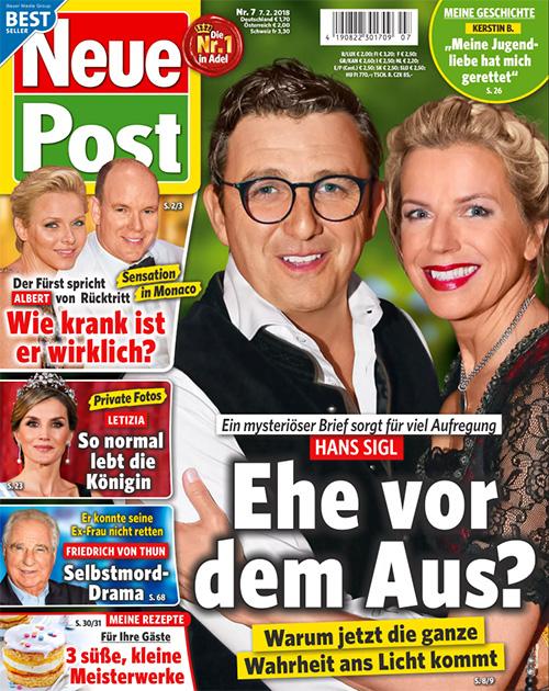 Ein mysteriöser Brief sorgt für viel Aufregung - Hans Sigl - Ehe vor dem Aus? - Warum jetzt die ganze Wahrheit ans Licht kommt