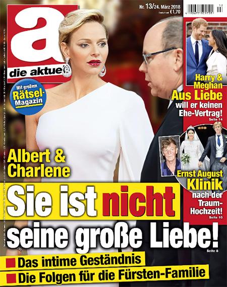 Albert und Charlene - Sie ist NICHT seine große Liebe! - Das intime Geständnis - Die Folgen für die Fürsten-Familie