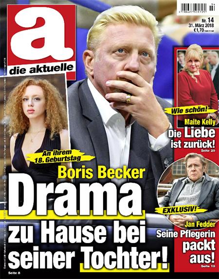 An ihrem 18. Geburtstag - Boris Becker - Drama zu Hause bei seiner Tochter!