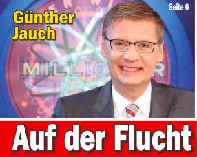 Günther Jauch - Auf der Flucht