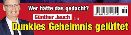 Wer hätte das gedacht? - Günther Jauch - Dunkles Geheimnis gelüftet