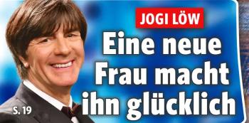 Jogi Löw - Eine neue Frau macht ihn glücklich