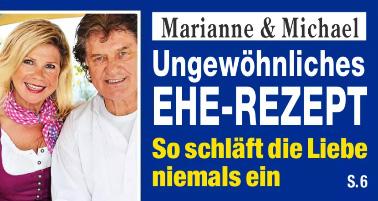 Marianna & Michael - Ungewöhnliches EHE-REZEPT - So schläft die Liebe niemals ein