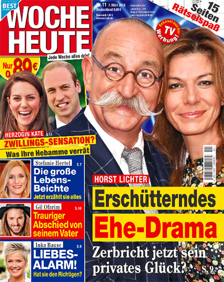 Horst Lichter - Erschütterndes Ehe-Drama - Zerbricht jetzt sein privates Glück?