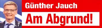 Günther Jauch - Am Abgrund!