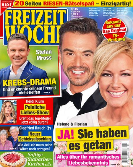 Helene & Florian - JA! Sie haben es getan - Alles über ihr romantisches Liebesbekenntnis