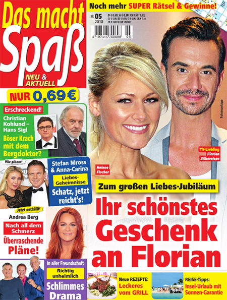 Helene Fischer & Florian Silbereisen - Zum großen Liebes-Jubiläum- Ihr schönstes Geschenk an Florian
