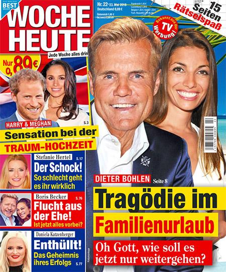 Dieter Bohlen - Tragödie im Familienurlaub - Oh Gott, wie soll es jetzt nur weitergehen?