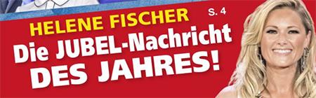 Helene Fischer - Die JUBEL-Nachricht DES JAHRES!
