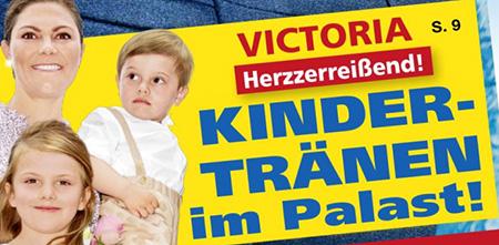 Victoria - Herzzerreißend! KINDER-TRÄNEN im Palast!