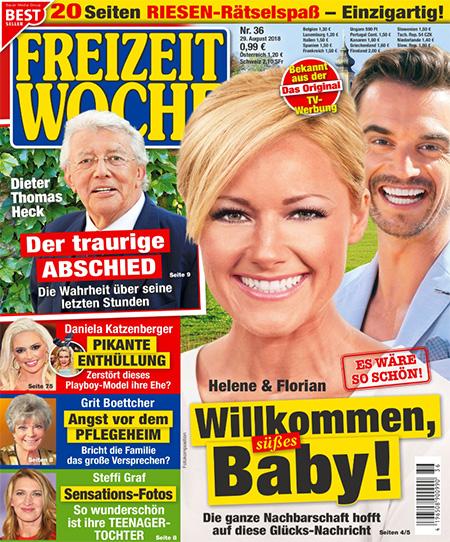 Es wäre so schön! - Helene & Florian - Willkommen, süßes Baby! - Die ganze Nachbarschaft hofft auf diese Glücks-Nachricht