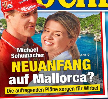 Michael Schumacher - NEUANFANG auf Mallorca? - Die aufregenden Pläne sorgen für Wirbel