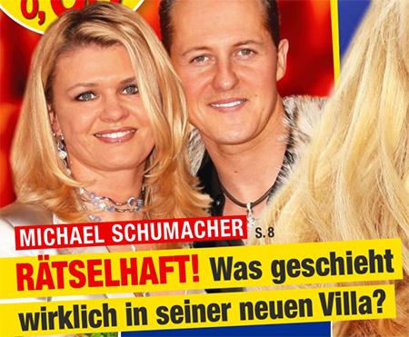 Michael Schumacher - RÄTSELHAFT! Was geschieht wirklich in seiner neuen Villa?